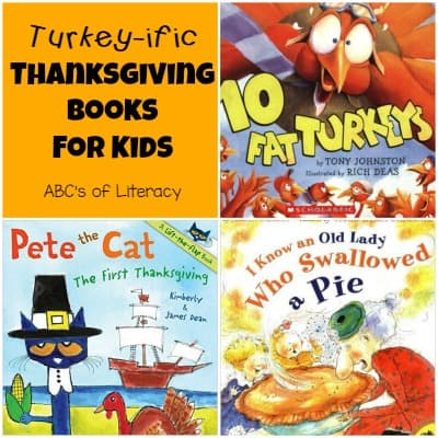 10 Turkey-ific Thanksgiving Books for Kids
