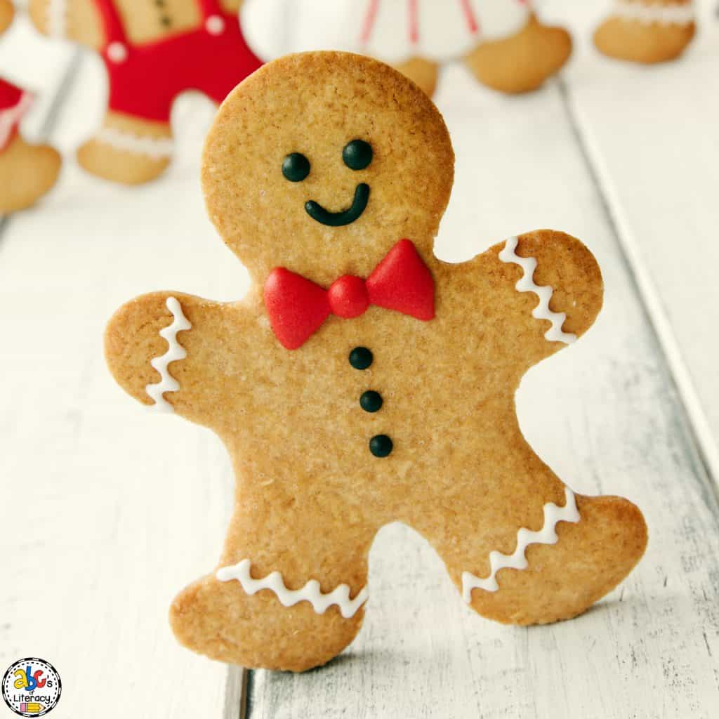 Gingerbread Men Cookies Pictures, Photos, and Images for