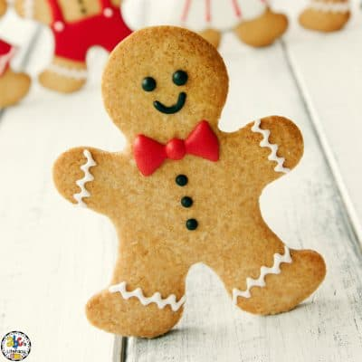 10 Gingerbread Man Books To Celebrate The Season