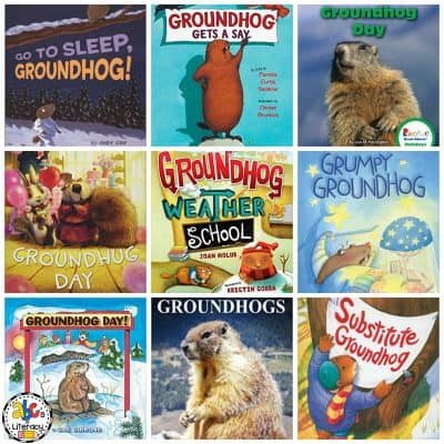 20 Groundhog Day Books Your Kids Will Dig