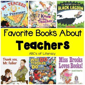 15 Read Aloud Books About Teachers