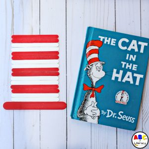 The Cat's Hat Pattern Activity