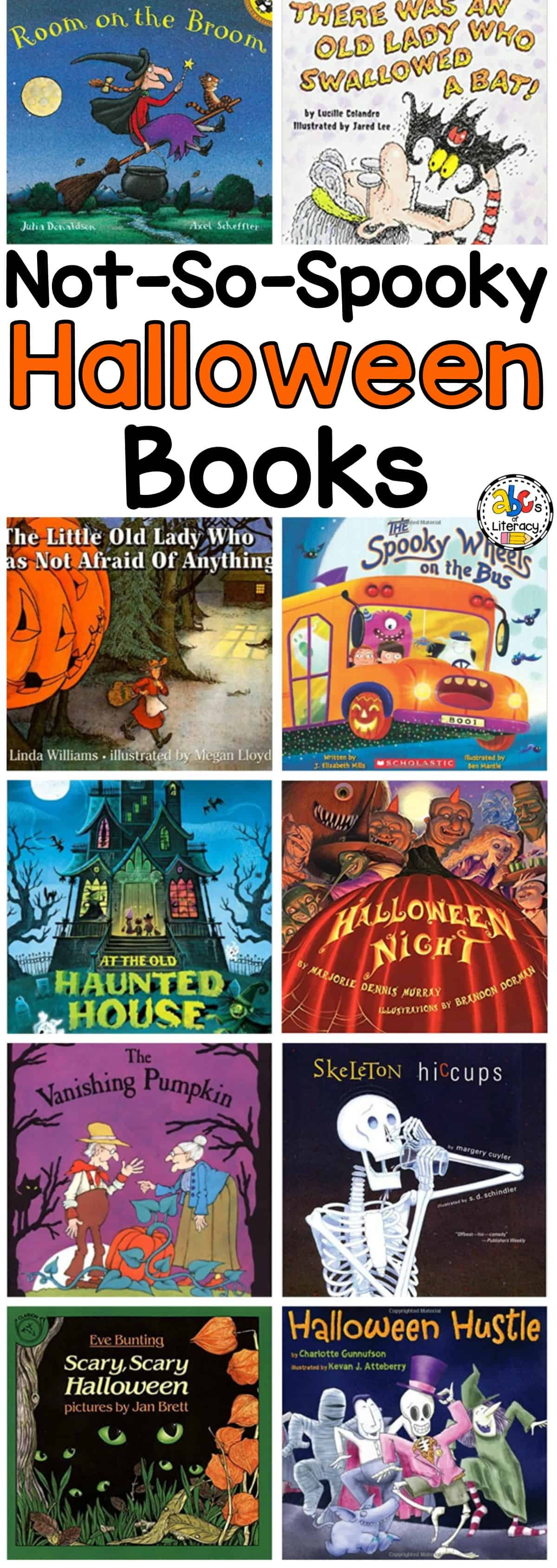 Halloween Picture Books, Halloween Books For Kids, Halloween Books