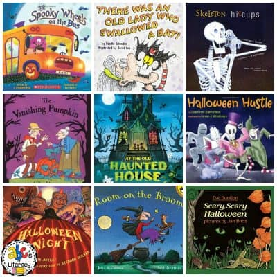 10 Not-So-Spooky Halloween Books For Kids