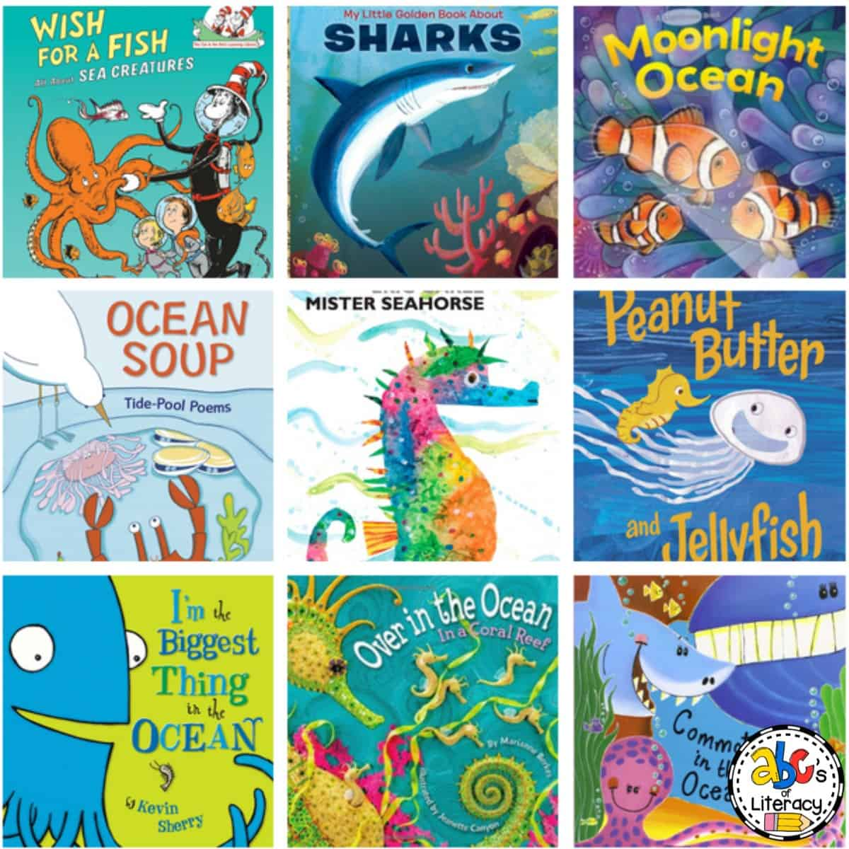 Ocean Picture Books