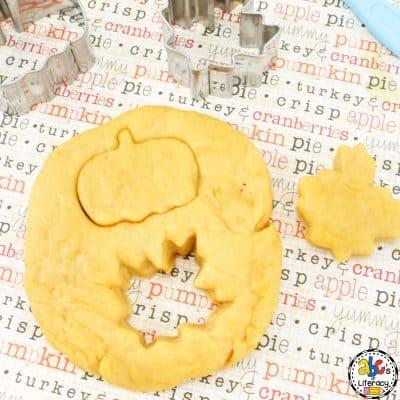 How To Make Pumpkin Play Dough