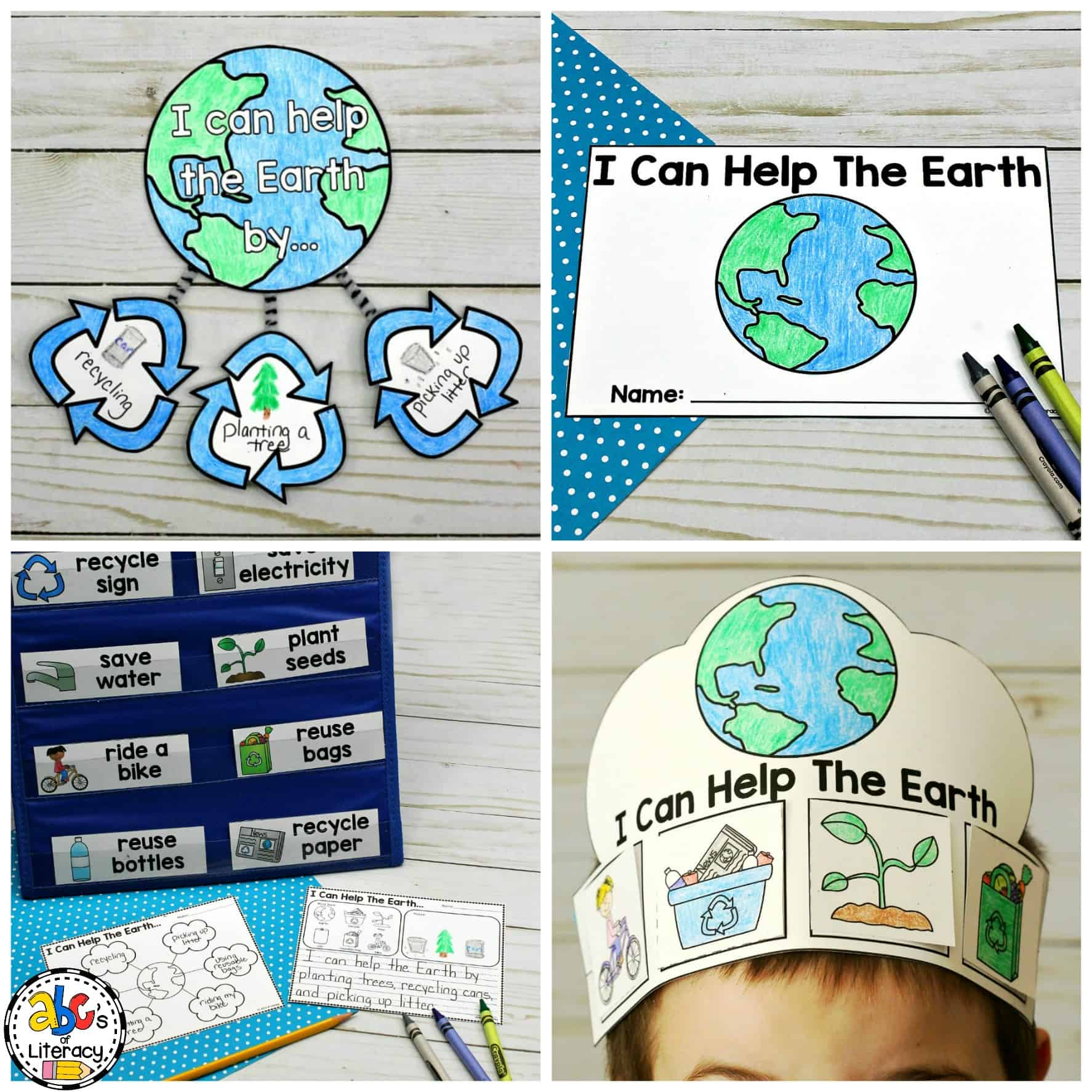 earth day activities for elementary students to learn how to help earth. Black Bedroom Furniture Sets. Home Design Ideas