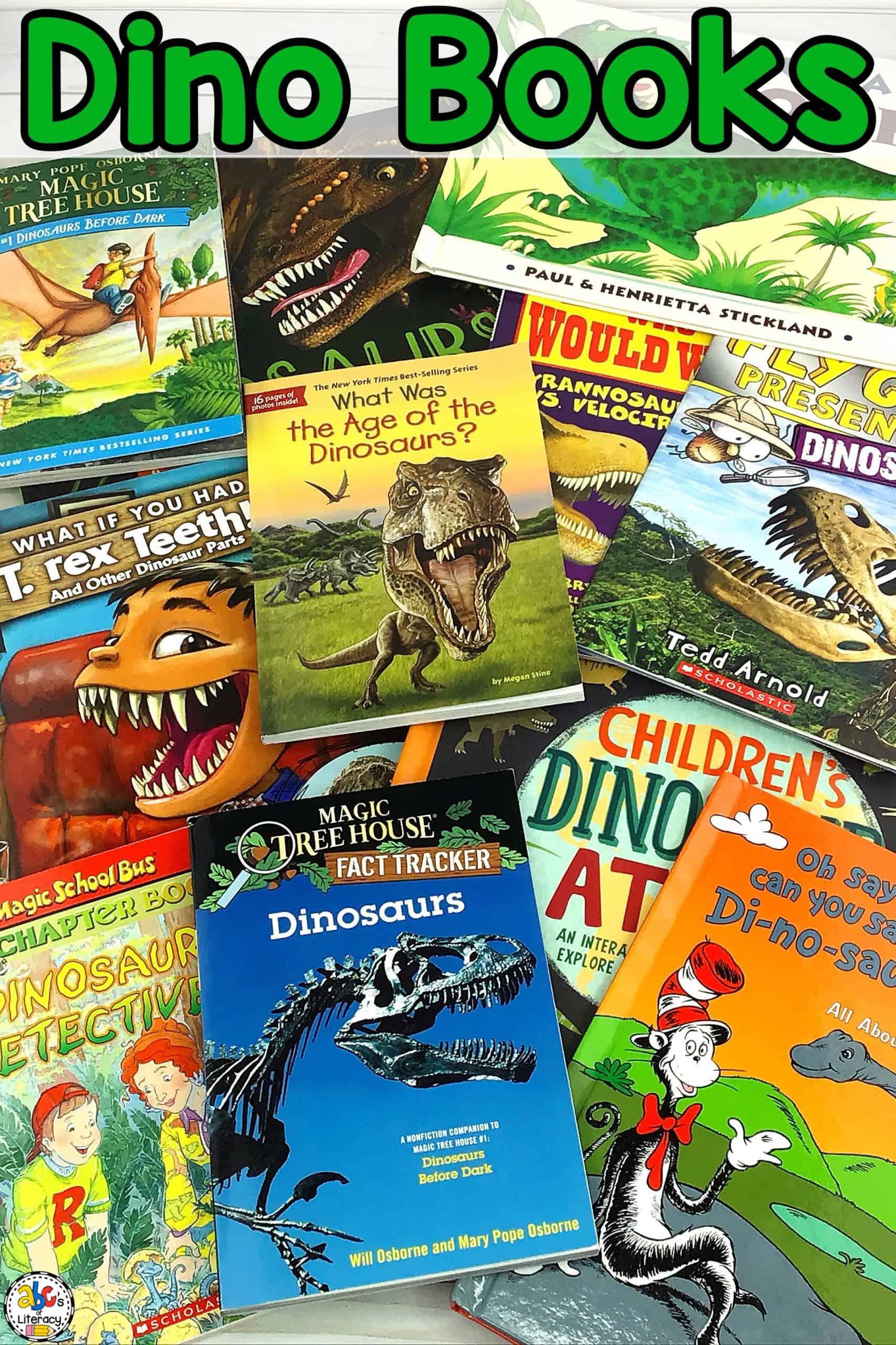 Dinosaur Picture Books