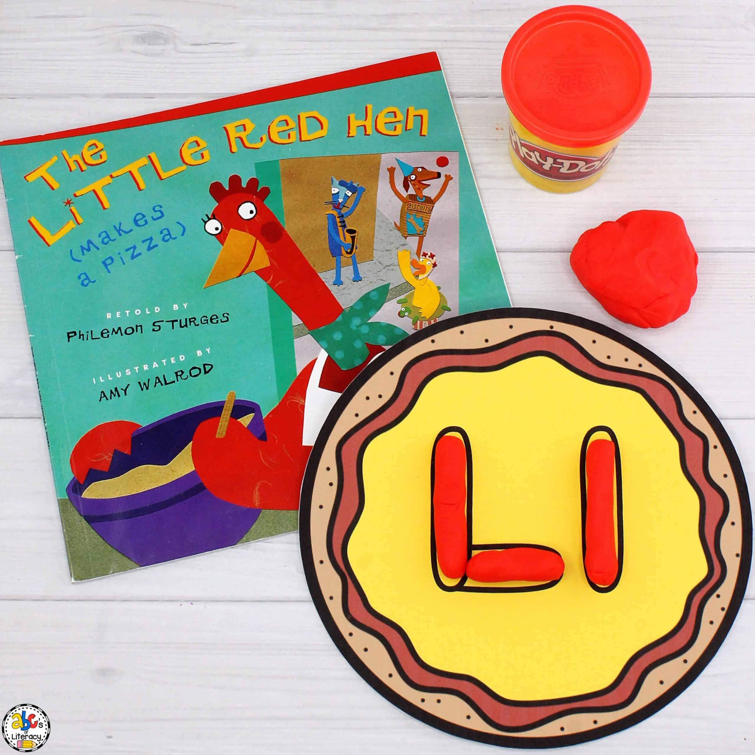 Alphabet Activities For Letter Knowledge